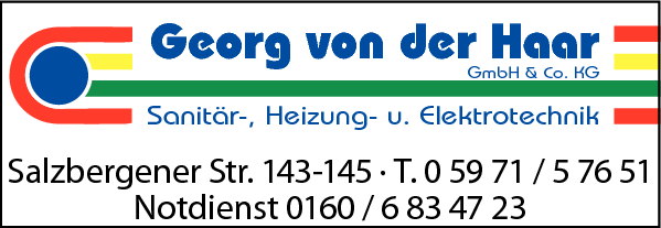 Georg von der Haar GmbH & Co. KG